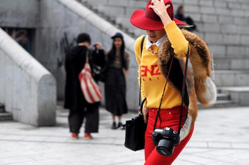 Bí quyết thành ngôi sao thời trang online - 5