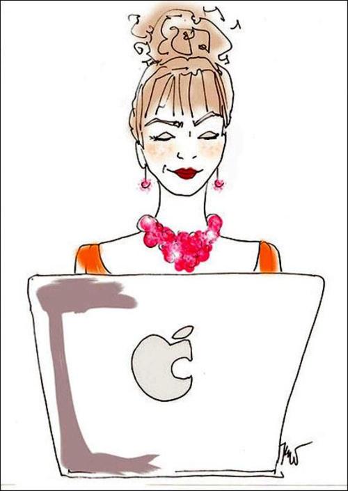 Bí quyết thành ngôi sao thời trang online - 6