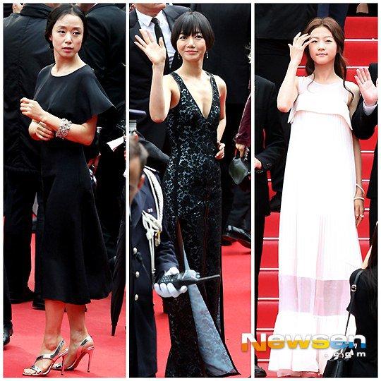 """Mỹ nhân Hàn Bae Doo Na bị cơn gió """"trêu đùa"""" - 8"""