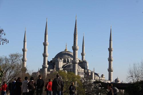 """Istanbul - thành phố """"trái tim"""" của Thổ Nhĩ Kỳ - 3"""