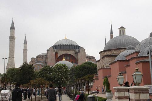 """Istanbul - thành phố """"trái tim"""" của Thổ Nhĩ Kỳ - 8"""