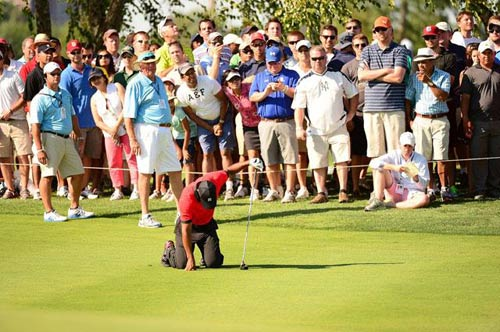 Golf 24/7: Adam Scott chính thức soán ngôi Tiger Woods - 1