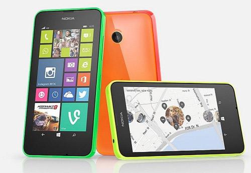 Nokia Lumia 636 và 638 bất ngờ xuất hiện - 1