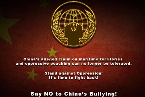 200 trang web của Trung Quốc bị hacker Philippines tấn công - 1