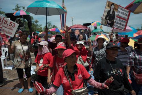 Chùm ảnh: Thái Lan trong tình trạng thiết quân luật - 13
