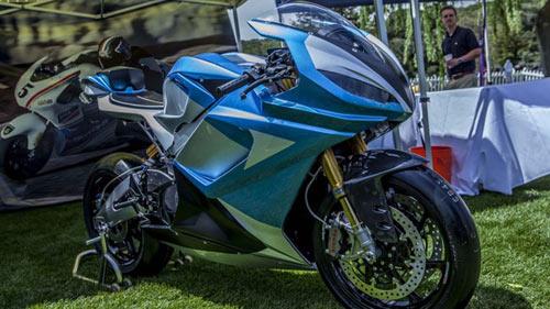 Siêu môtô thương mại nhanh nhất thế giới lộ diện - 1