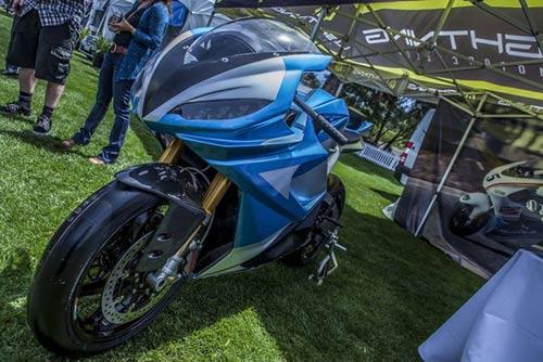 Siêu môtô thương mại nhanh nhất thế giới lộ diện - 2