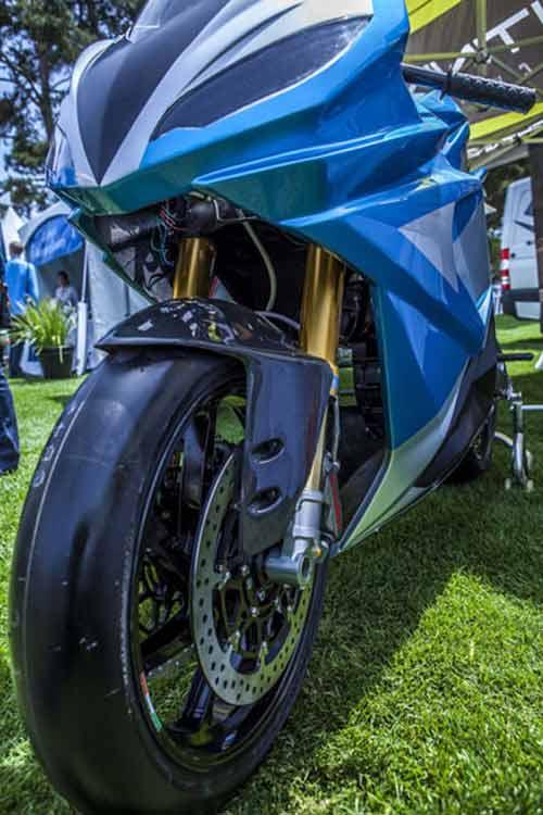 Siêu môtô thương mại nhanh nhất thế giới lộ diện - 3