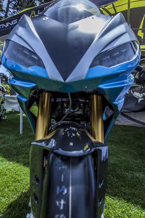 Siêu môtô thương mại nhanh nhất thế giới lộ diện - 4