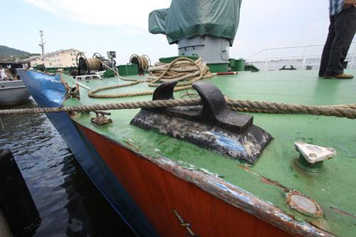 Liên tục phải sửa tàu Cảnh sát biển do tàu TQ đâm - 2