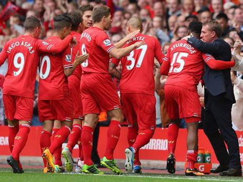 Liverpool: Điểm đến lý tưởng của các siêu sao - 1