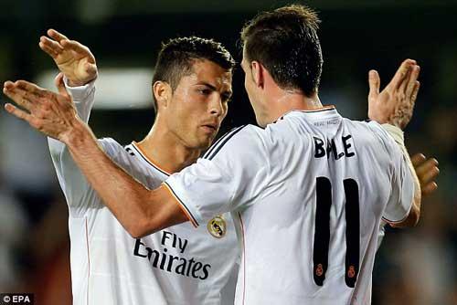 CK C1: CR7-  Bale sẵn sàng, Pepe - Benzema bỏ ngỏ - 1