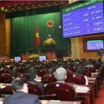 Hôm nay, Quốc hội khai mạc kỳ họp thứ 7
