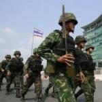 Thái Lan ban hành thiết quân luật