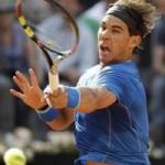 Thể thao - Top 5 cú winners mãn nhãn tại Rome Masters 2014