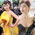 """Phim - Sao Việt """"lột xác"""" qua các kỳ LHP Cannes"""
