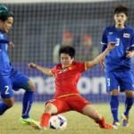 Bóng đá - ĐT nữ Việt Nam: Thêm 1 bước chân để đến Canada 2015