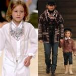 Thời trang - Cậu bé bí mật trong show của Chanel