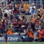 Bóng đá - Cú sút không tưởng của A.Sanchez đẹp nhất Liga V38