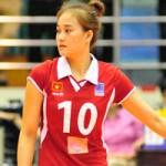 Thể thao - Lộ diện ứng viên hoa khôi bóng chuyền VTV Cup 2014