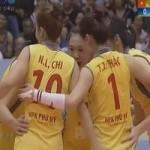 """Thể thao - Việt Nam """"vùi dập"""" ứng cử viên vô địch VTV Cup"""