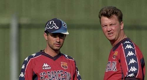Van Gaal – Giggs: Vì ta cần có nhau - 2