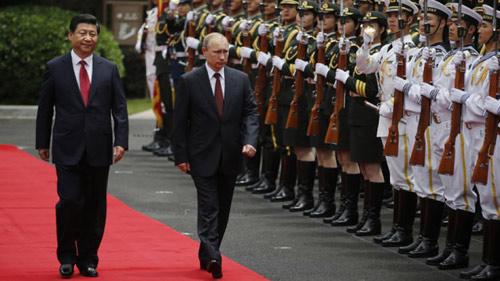 Nga - Trung tiếp tục bất đồng về giá khí đốt - 1
