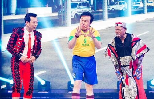 Danh hài Vân Sơn bật mí về show tiền tỷ - 2