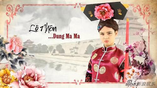 """Tranh cãi vì """"Hoàn Châu cách cách"""" Việt - 4"""