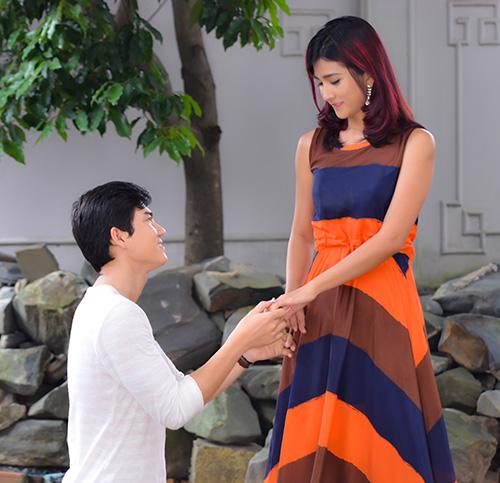 Lê Phương cưới lần nữa... trên phim mới - 13