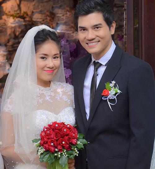 Lê Phương cưới lần nữa... trên phim mới - 8