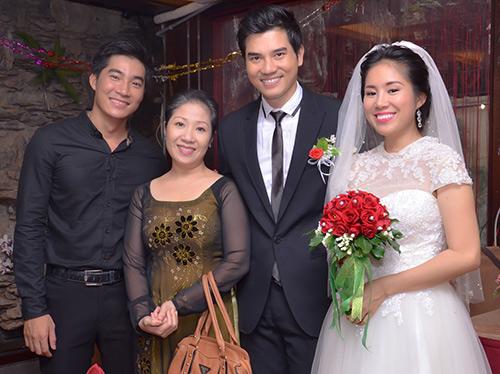 Lê Phương cưới lần nữa... trên phim mới - 12