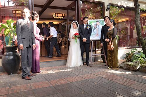 Lê Phương cưới lần nữa... trên phim mới - 11
