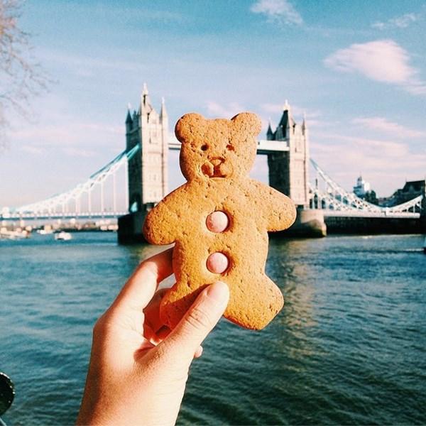 Cô gái đi khắp thế giới để... chụp ảnh món ăn - 11