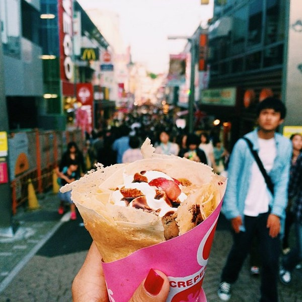 Cô gái đi khắp thế giới để... chụp ảnh món ăn - 15