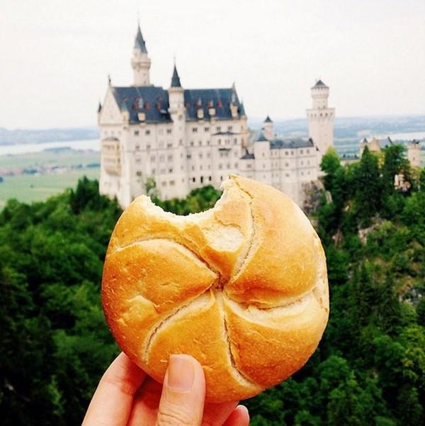 Cô gái đi khắp thế giới để... chụp ảnh món ăn - 2