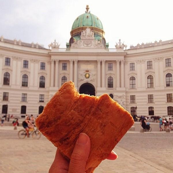 Cô gái đi khắp thế giới để... chụp ảnh món ăn - 3