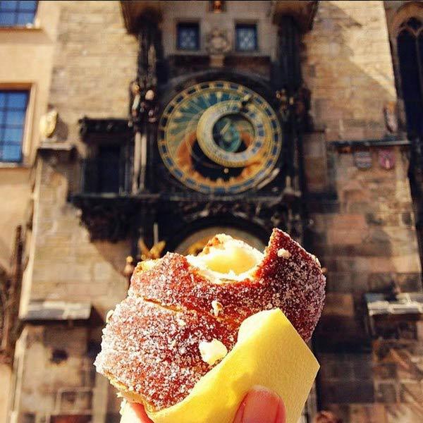 Cô gái đi khắp thế giới để... chụp ảnh món ăn - 4