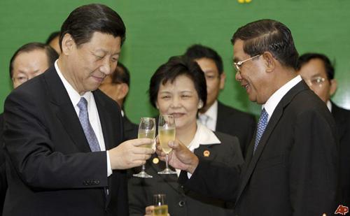 Campuchia nhận thêm 150 triệu USD của TQ - 1
