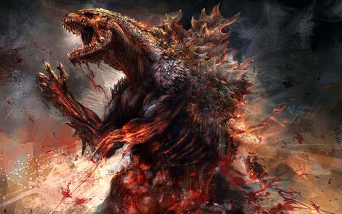 "10 quái vật quật ngã ""chúa tể"" Godzilla - 1"