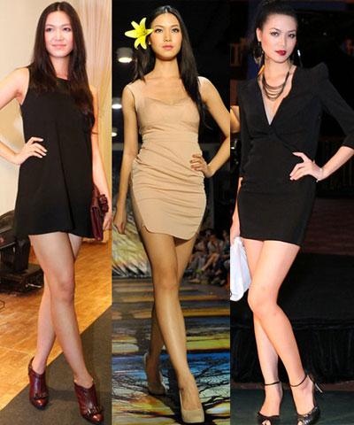 Đi tìm điểm quyến rũ của các người đẹp Việt - 8