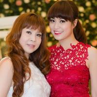 Bất ngờ với nghề nghiệp của cha mẹ sao Việt