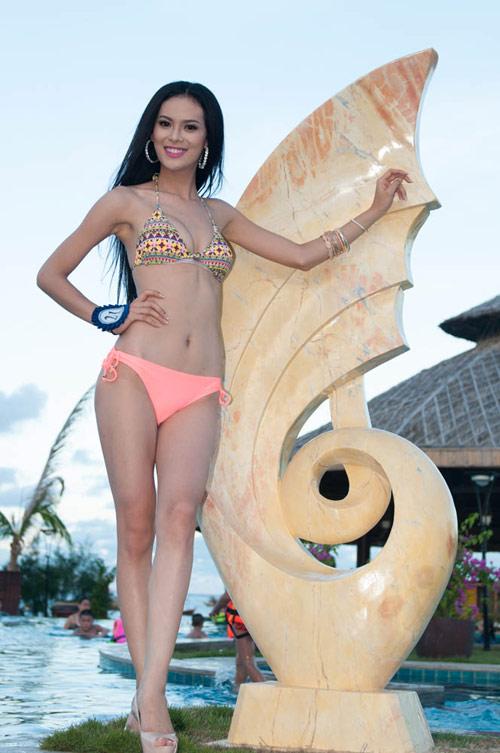 Top 5 thí sinh nóng bỏng nhất Hoa hậu Đại Dương - 2