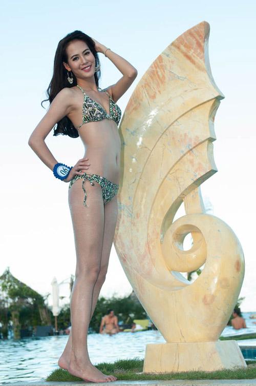 Top 5 thí sinh nóng bỏng nhất Hoa hậu Đại Dương - 1