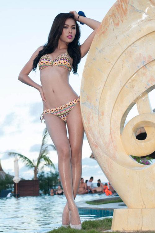 Top 5 thí sinh nóng bỏng nhất Hoa hậu Đại Dương - 3