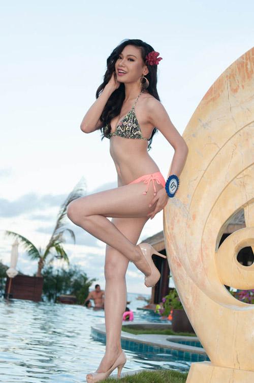 Top 5 thí sinh nóng bỏng nhất Hoa hậu Đại Dương - 13
