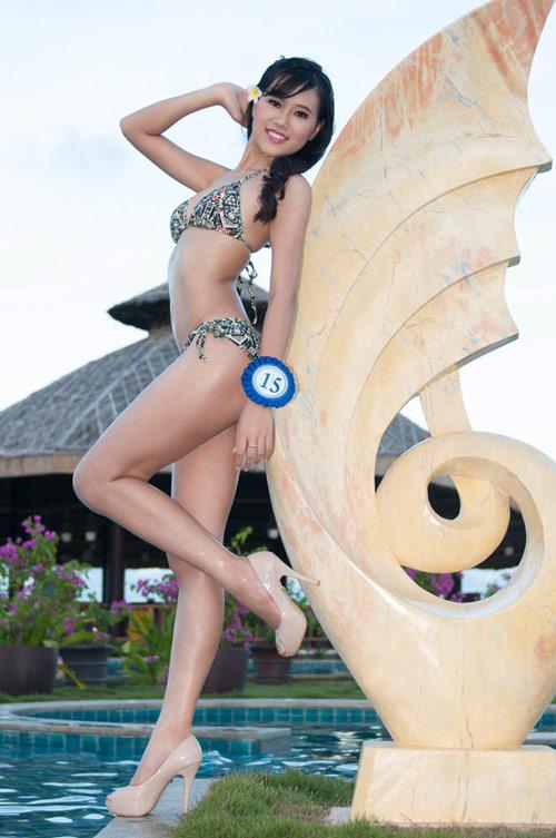Top 5 thí sinh nóng bỏng nhất Hoa hậu Đại Dương - 7