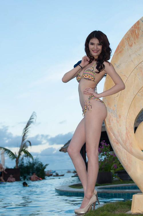 Top 5 thí sinh nóng bỏng nhất Hoa hậu Đại Dương - 4