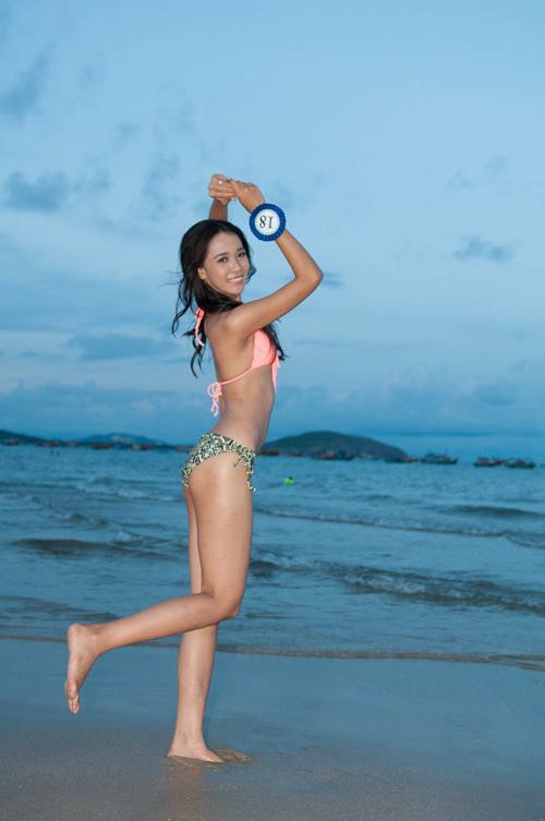 Top 5 thí sinh nóng bỏng nhất Hoa hậu Đại Dương - 5