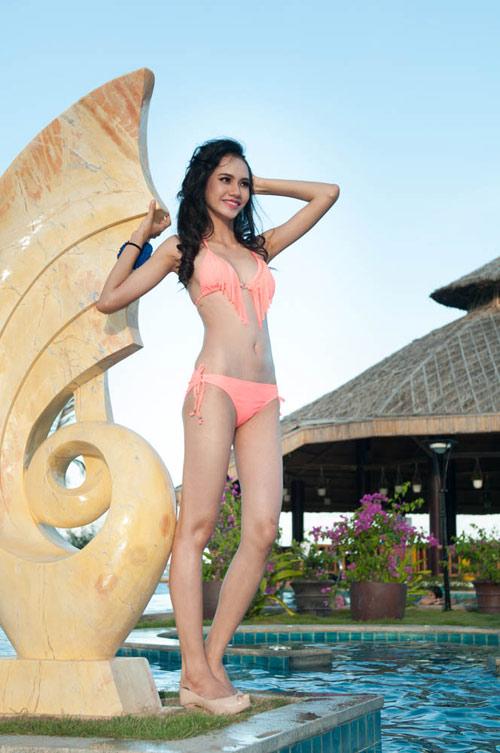 Top 5 thí sinh nóng bỏng nhất Hoa hậu Đại Dương - 11